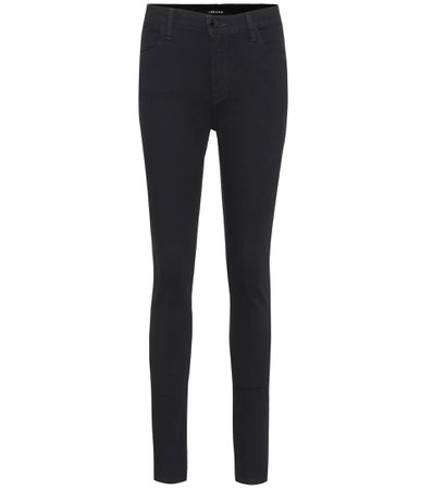 Maria High-Rise Skinny Jeans - J Brand | Mytheresa