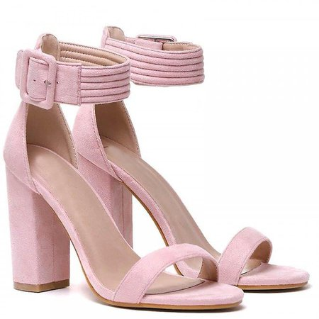 light pink strapp heels - Google Search