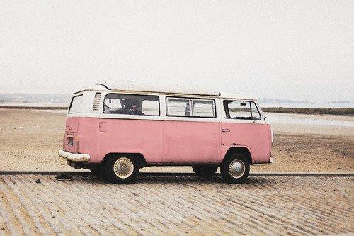 pinkとvintage 、 retro We Heart Itの画像