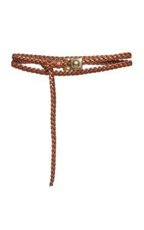 Waist Leather Belt By Etro | Moda Operandi