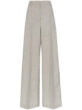 Jil Sander wide-leg Tailored Trousers - Farfetch