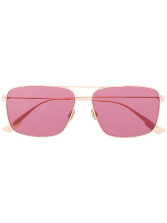 Dior Eyewear Stellaireo3S Square Aviator Sunglasses