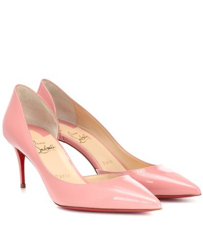 Iriza 70 patent leather pumps