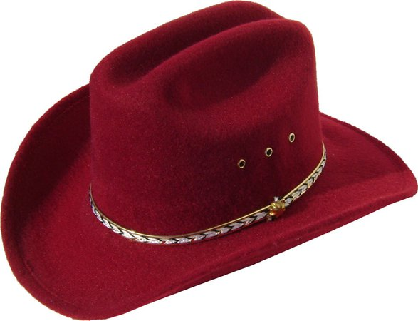 red cowboy hat - Google Search