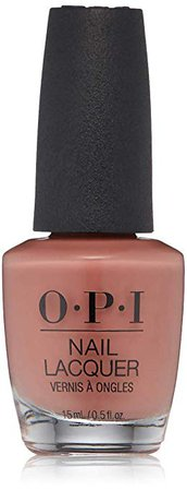 OPI Nail Lacquer, Barefoot in Barcelona
