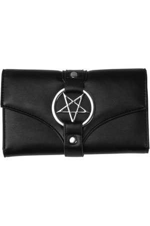 *clipped by @luci-her* World's End Wallet - Shop Now - us.KILLSTAR.com