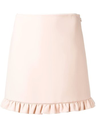 Miu Miu short ruffle skirt £500 - Buy Online - Mobile Friendly, Fast Delivery