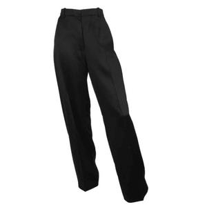 silk black pants png