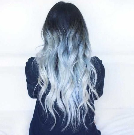 Light blue hair - Google Search