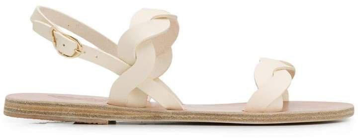 Plexi sandals