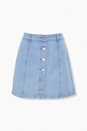 Denim Mini Skirt | Forever 21