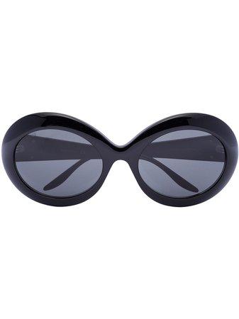 Gucci Eyewear Runde Oversized-Sonnenbrille - Farfetch