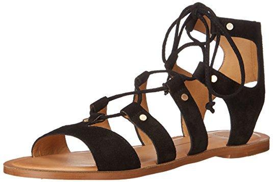 Amazon.com | Dolce Vita Women's Jasmyn Gladiator Sandal | Flip-Flops