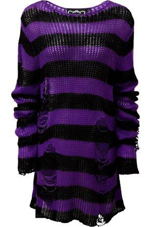 Wonka Knit Sweater