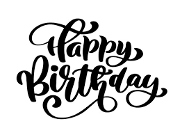 happy birthday word - Google Search
