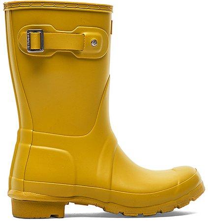 Short Rain Boot