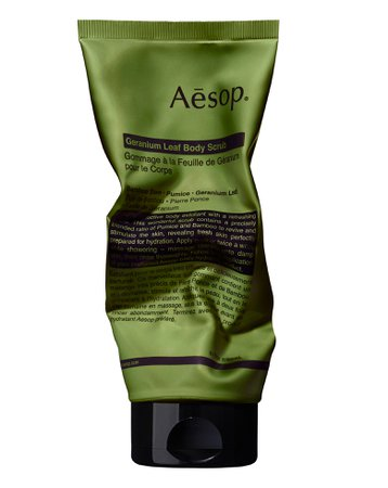 green aesop filler