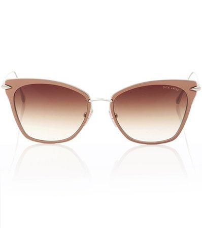 Arise cat-eye sunglasses