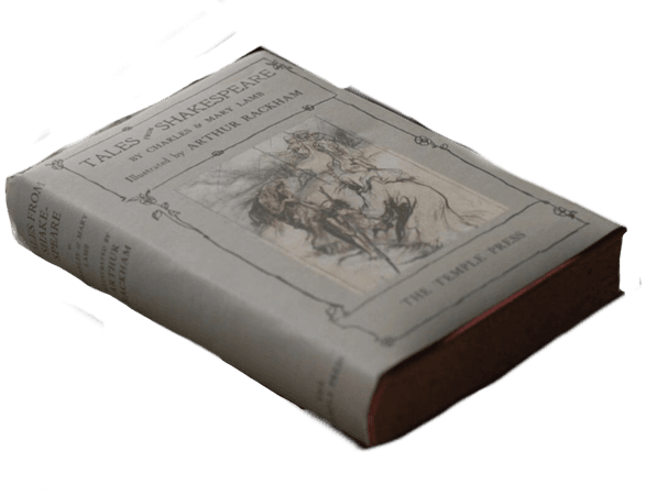 Grey Book Shakespeare pngs