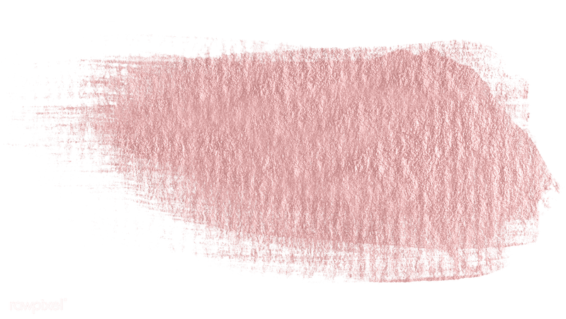 Rose Gold Brush Stroke 1