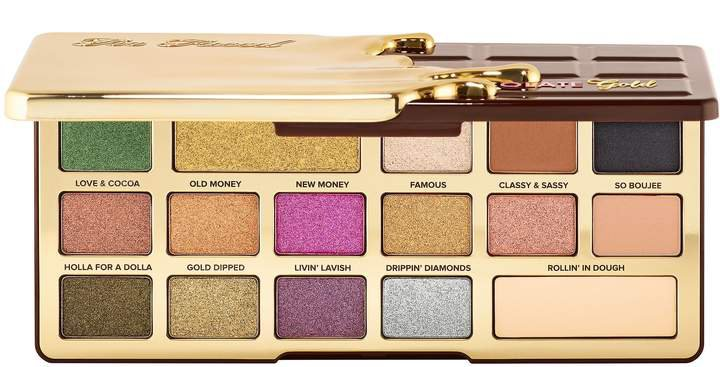 Chocolate Gold Eyeshadow Palette