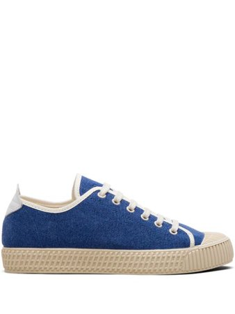 Car Shoe Logo low-top Sneakers - Farfetch