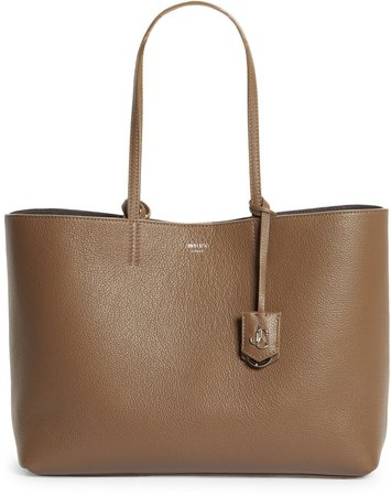 Nine2Five East/West Leather Tote