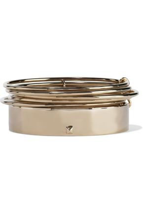 Gold-tone bangle | VALENTINO GARAVANI | Sale up to 70% off | THE OUTNET