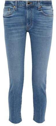 Alissa Faded Slim Boyfriend Jeans
