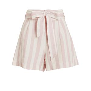 Katy Petal Stripe Shorts