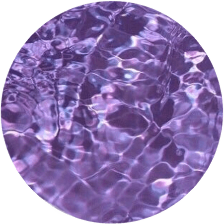 aesthetic tumblr purple circle