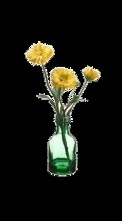 yellow green png filler