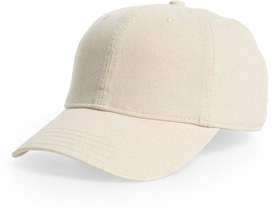 Broken In Baseball Cap