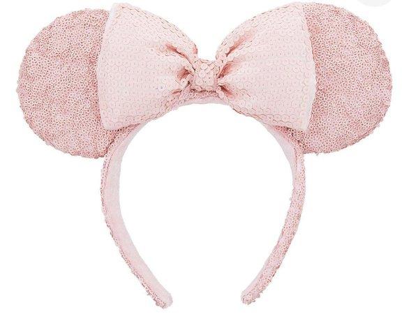 Millienial Pink Minnie Ears