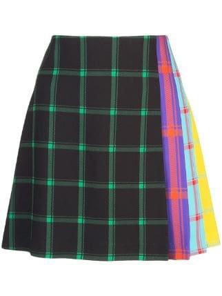 Alice+Olivia Semira Pleated Skirt | Farfetch.com