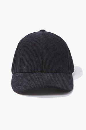 Ribbed Baseball Cap | Forever 21