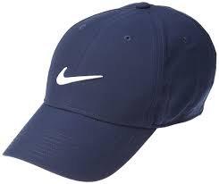 navy blue hats nike
