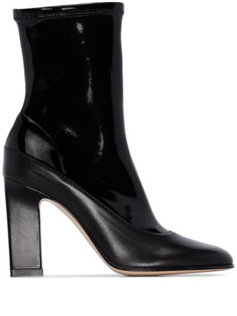 Wandler Lesly 100mm Ankle Boots - Farfetch