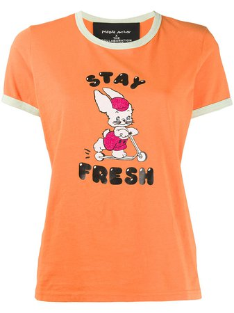 Marc Jacobs Camiseta x Magda Archer Stay Fresh - Farfetch