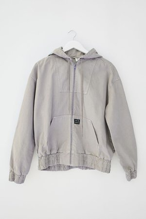 BDG Skate Hooded Zip-Front Jacket | Urban Outfitters