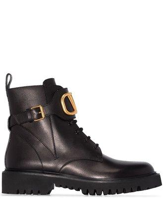 Valentino Garavani VLOGO ankle boots