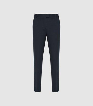 Joanne Slim Fit Tailored Pants – REISS