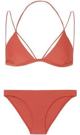 Fine Line Triangle Bikini