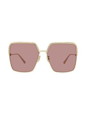 Dior EverDior 60MM Square Sunglasses   SaksFifthAvenue