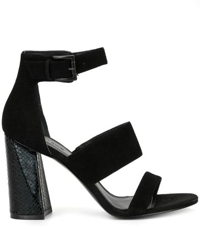 Kendall+Kylie Jayne block heel sandals