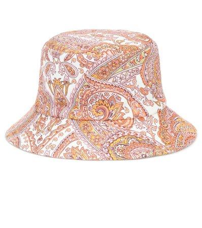 Exclusivo En Mytheresa - Sombrero De Pescador Reversible   Zimmermann - Mytheresa