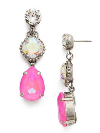pink lollipop earrings and necklace sets - Google Search
