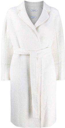wrap style coat