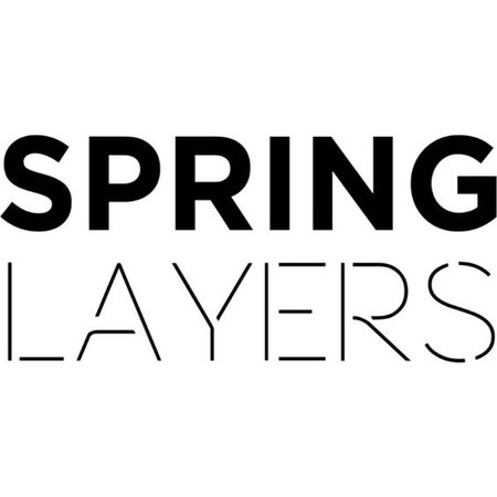 Spring Layers text