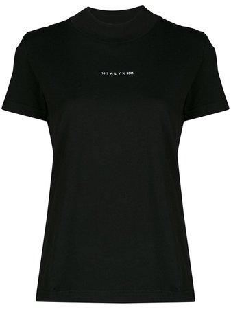 1017 ALYX 9SM Babydoll logo-print T-shirt - Farfetch